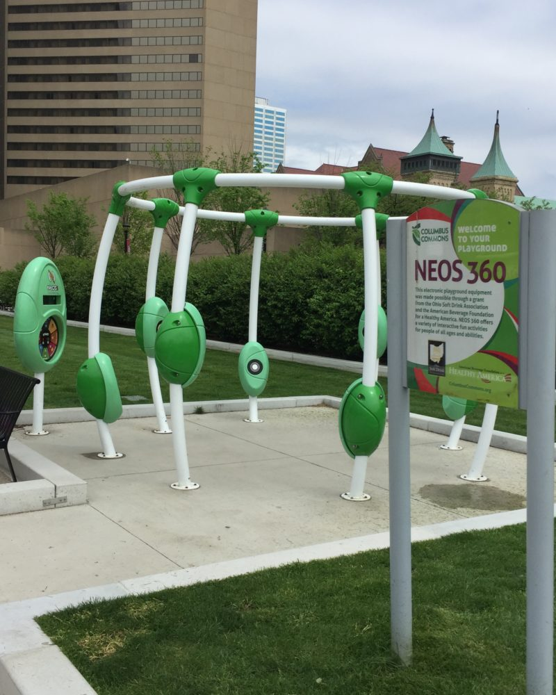 Outdoor Spots for Kids