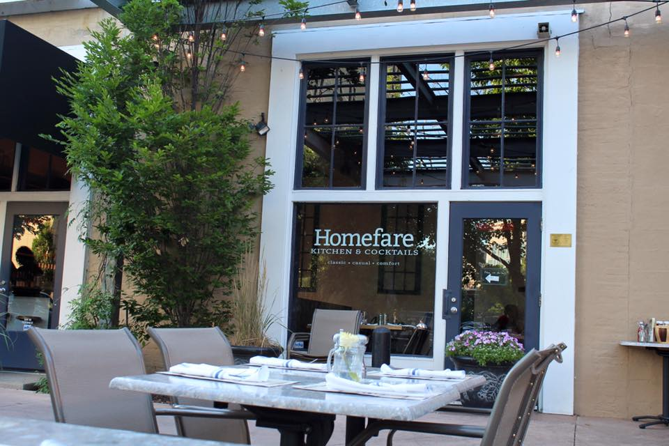 Homefare in the Short North