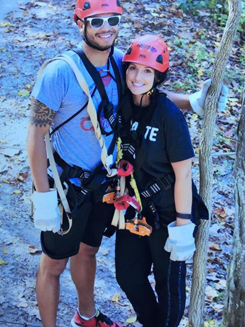 Hocking Hills Canopy Tour