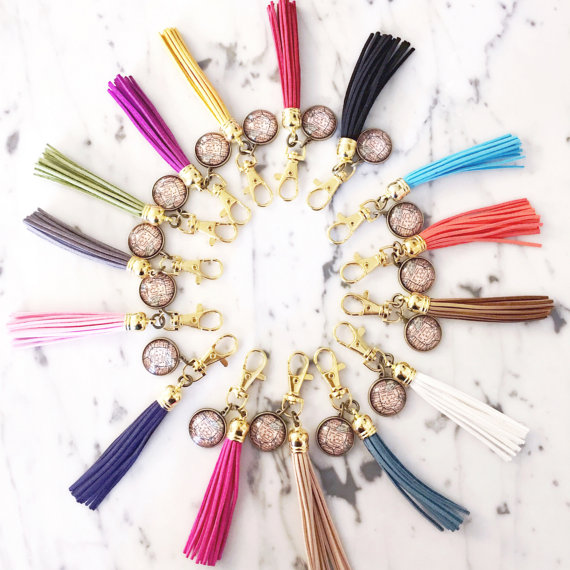 Key Chain Tassel $17