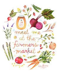Indoor Farmers Markets