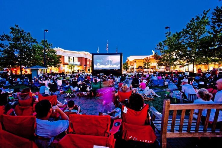 Free Movies Under the Stars