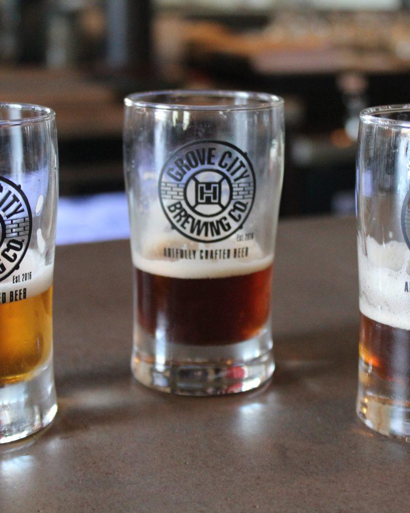 Grove City Brewery + Plum Vineyard Winery
