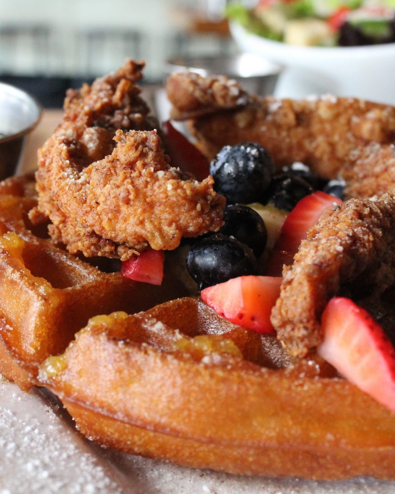 Chicken & Waffles – Two Times in One Weekend