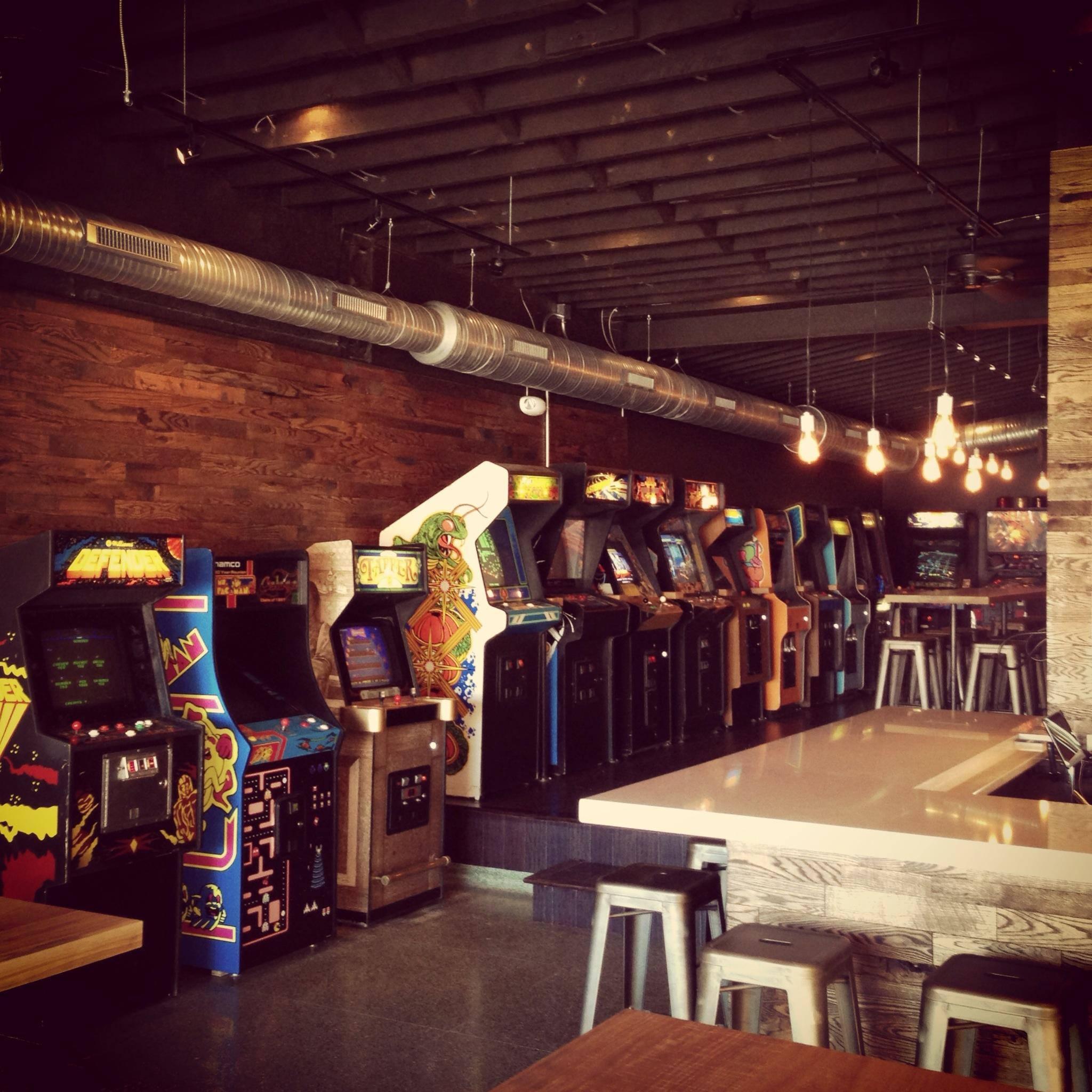 Arcades in Columbus