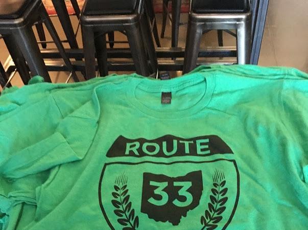 Route 33 Brew Trail