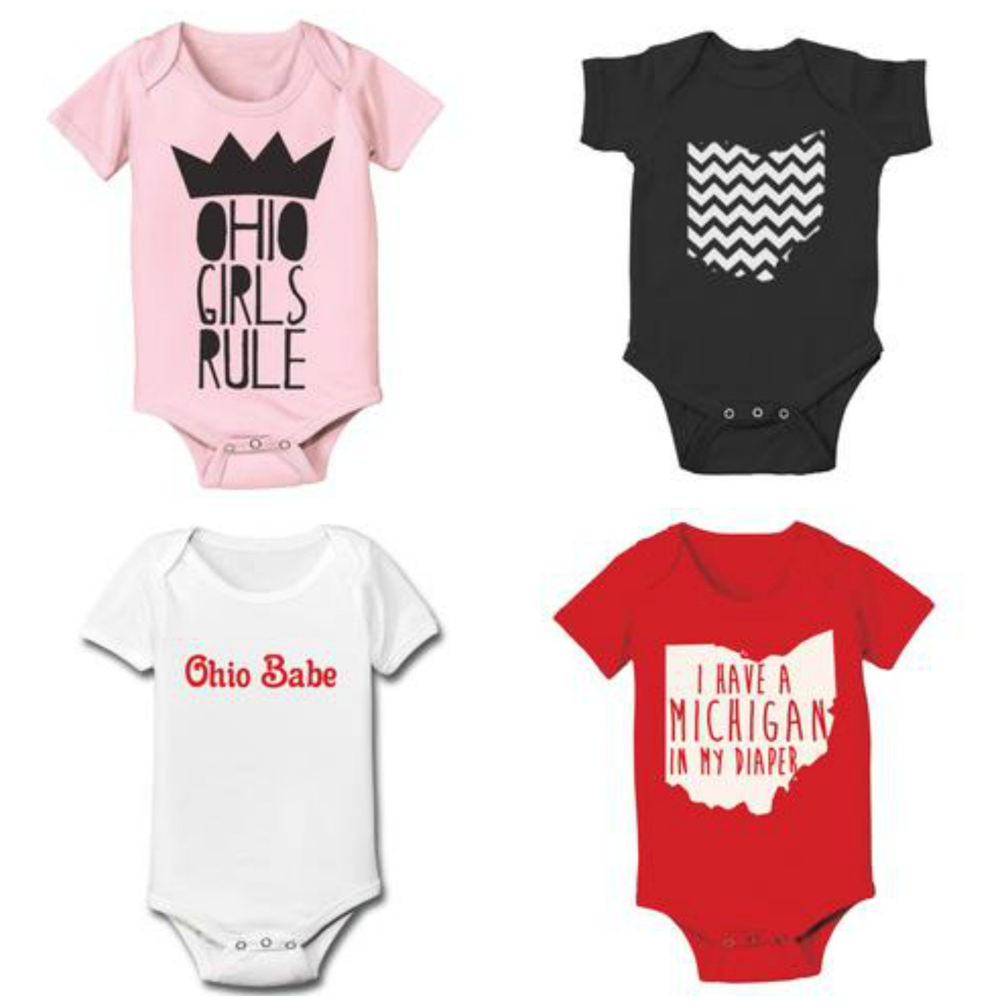 Looking for the Best Game Day Onesies??