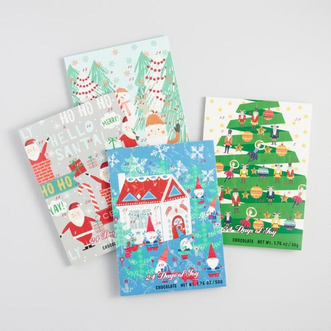 Top Picks for 2018 Advent Calendars