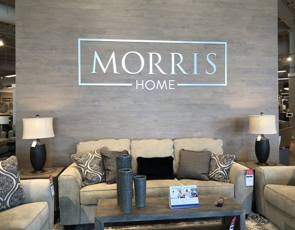 When I Walked Into The Morris Home Showroom At Polaris, I Had My Mind Made  Up. I Was Going To Swap The Location Of Our Couch Now And Do A Bigger  Sectional.